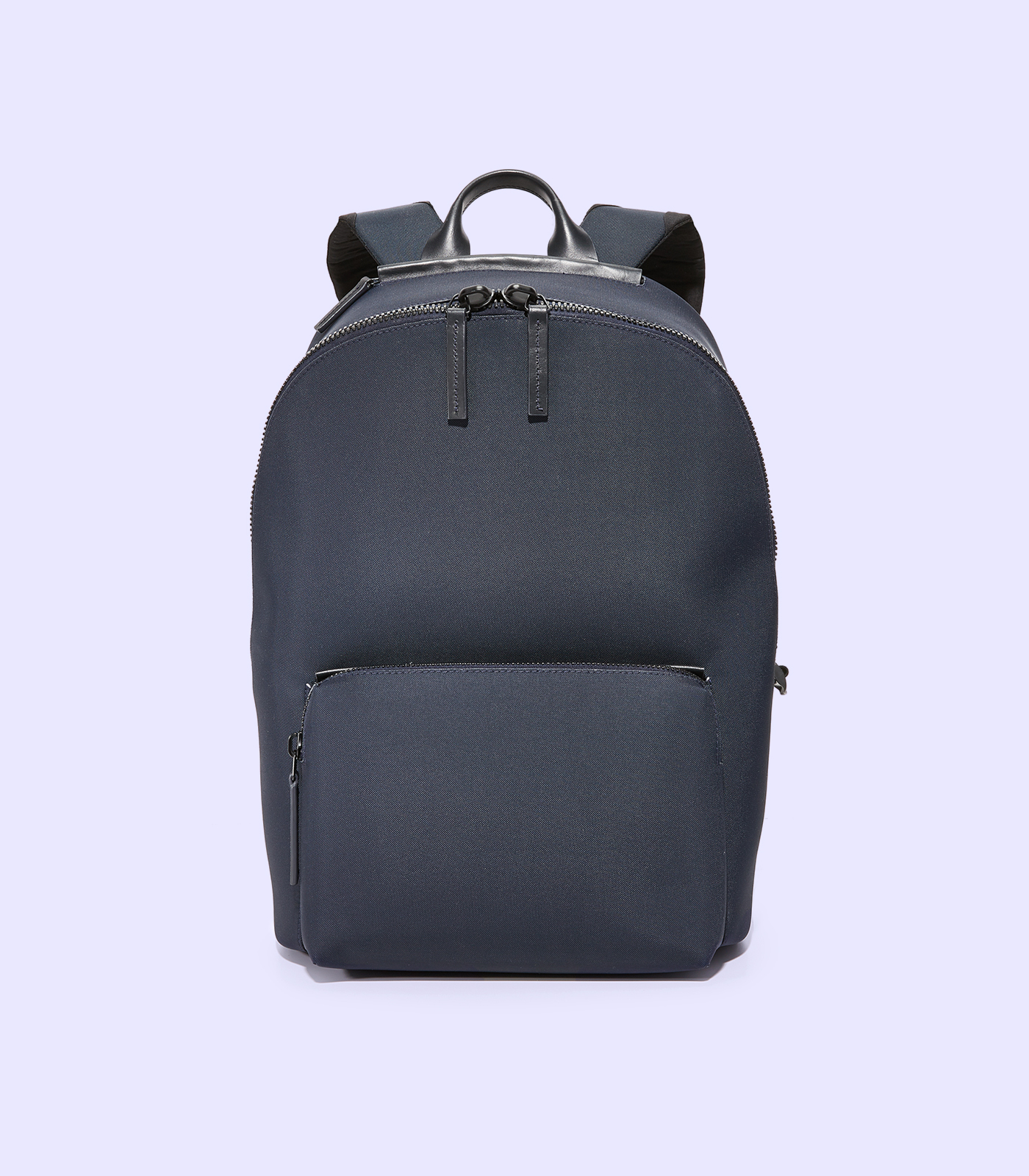 Nylon Zip Top Rucksack
